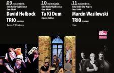 Trei zile de muzică bună la cel mai longeviv festival de jazz al Clujului