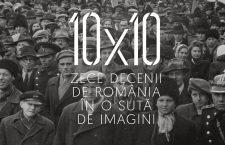 """Călătorie în timp, între """"Clopot"""" și """"Lupoaică"""":  Zece decenii de România în o sută de imagini"""
