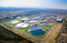 Cele două proiecte vor alinia infrastructura de apă-canal din județul Cluj la standarde europene. În imagine, stația de epurare a apei Cluj-Napoca  | Foto: Compania de Apă Someș