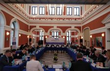 Reuniunea experților în politici externe s-a desfășurat la Centrul de Cultură Urbană Casino | Foto: MAE
