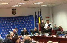 Foto | Război pe față la ședința CJ Cluj. Tișe: Directorul aeroportului să plece acasă, să demisioneze de urgență!