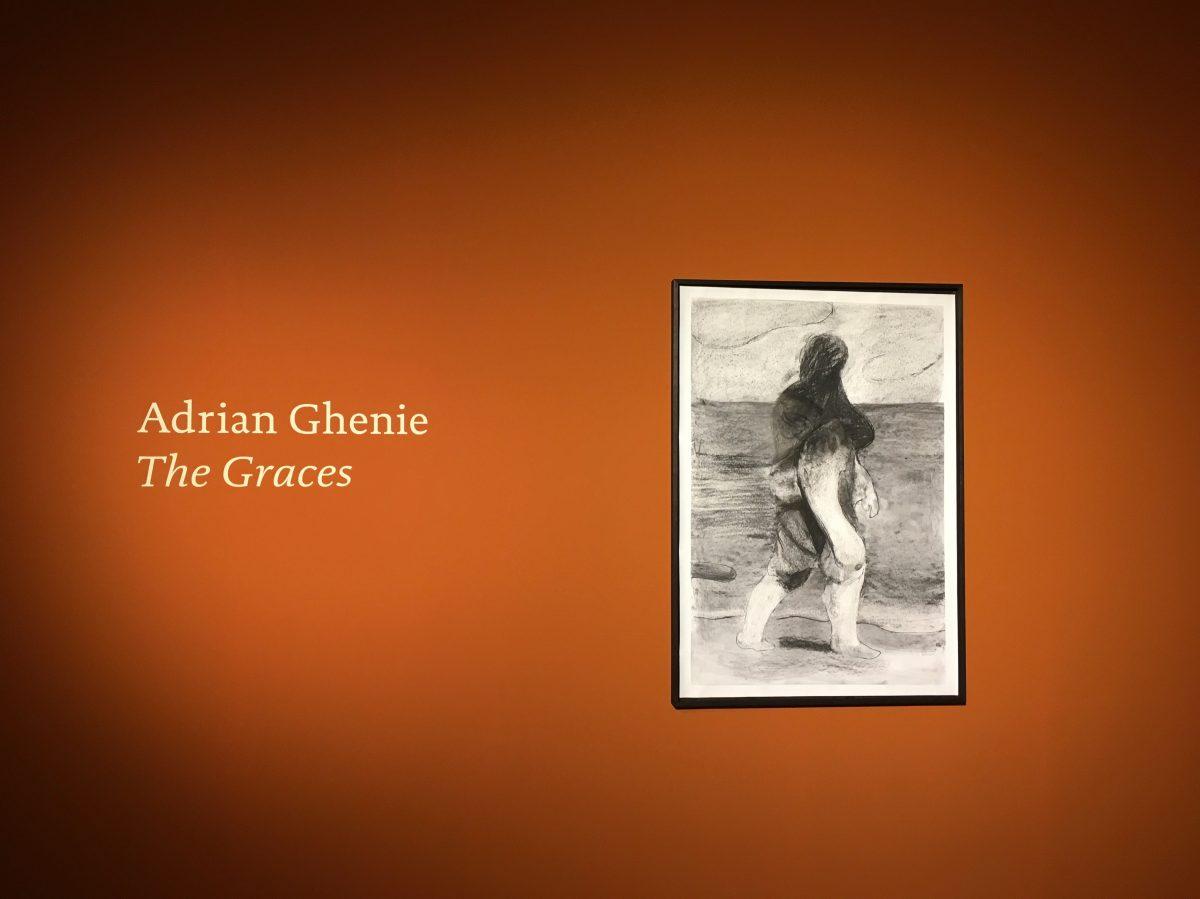 Grace, 2017 | Adrian Ghenie
