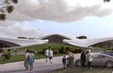FOTO | Emil Boc anunță construirea unui aquapark gigant în partea de est a Clujului