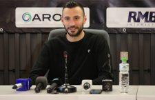 Cu golul marcat contra celor de la Energeticianul Petroșani, Mircea Axente a intrat pe lista scurtă a fotbaliștilor care au înscris în primul lor meci oficial în tricoul Universității Cluj / Foto Dan Bodea