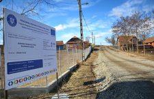 Asfaltare pe DC 69, între Ploscoș și Crairât, va începe în martie și se va încheia anul acesta, în toamnă | Foto: Dan Bodea
