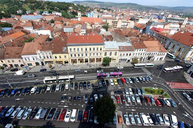parcare centru