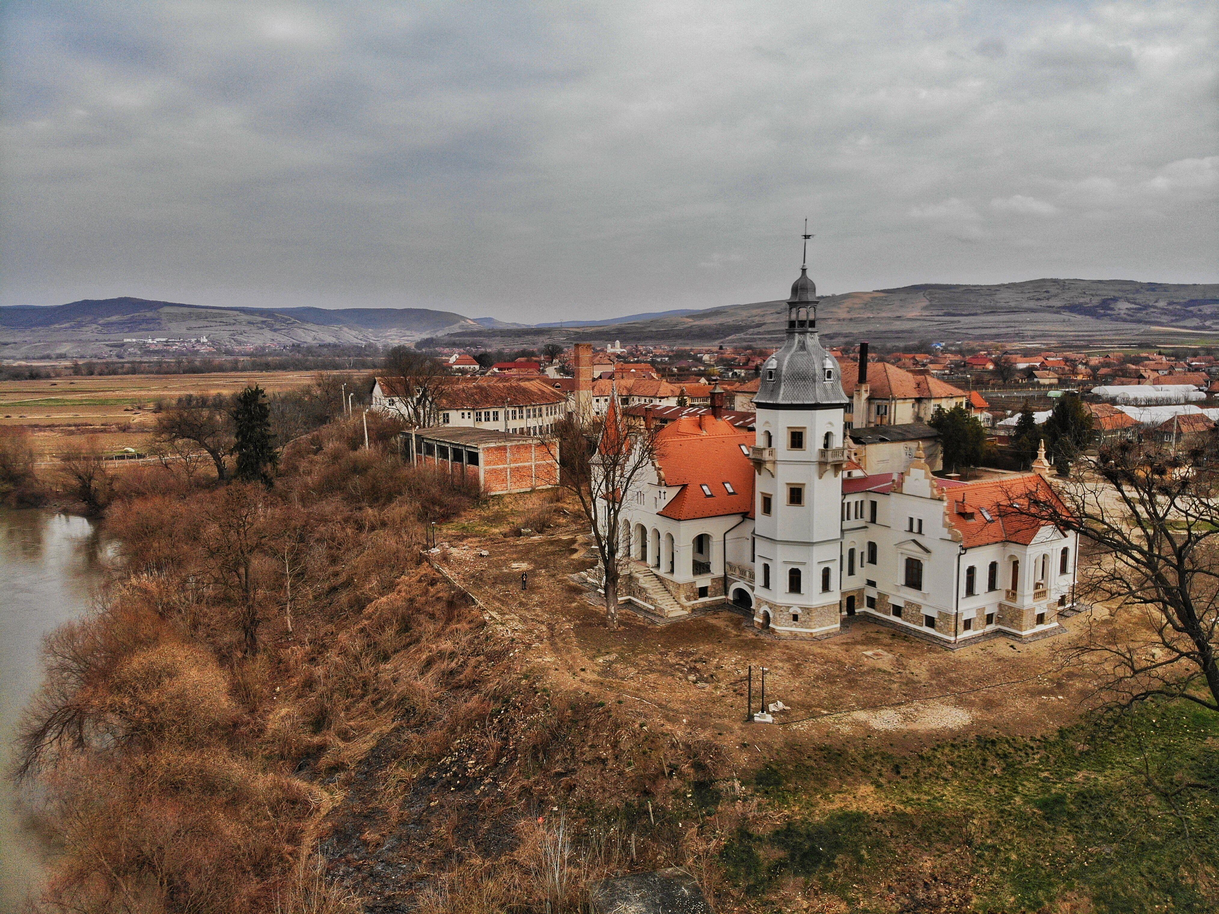 Foto dronă: Cristina Beligăr
