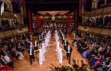 Clujul, capitala de-o seară a balului vienez
