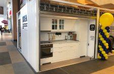 IKEA a lansat la Cluj primul centru de planificare a bucătăriilor