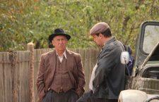 George Mihăiță, pe platourile de filmare la filmul Moromeții 2/Foto: Cristina Beligăr