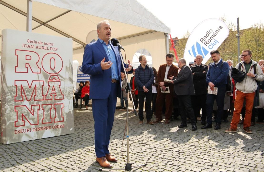 Sociologul Vasile Sebastian Dâncu/Foto: Dan Bodea