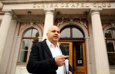 Emanuel Ungureanu intră în cursa pentru funcția de primar al Clujului