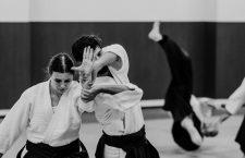 Aikido, arta de a-ți găsi calea și echilibrul
