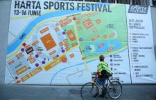 Galerie foto   Distracție maximă la Sports Festival încă din prima zi. Simona Halep ajunge astăzi la Cluj