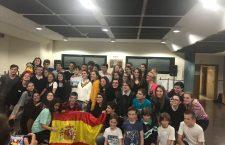 """Elevii liceului """"Ladea"""" au ajuns cu proiectul Erasmus în Galicia"""