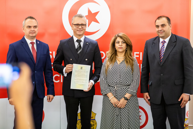 Lansarea Consulatului Tunisiei la Cluj-Napoca