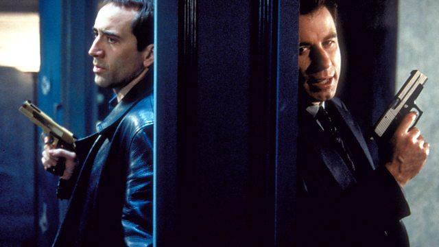 Nicolas Cage și John Travolta în Face Off