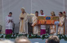 """Urmașii episcopilor beatificați: """" Am mulțumit lui Dumnezeu că am trăit să apuc ziua asta!"""""""