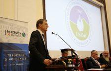 Ioan Aurel Pop, rector al UBB și președinte al Academiei Române | Foto: Dan Bodea