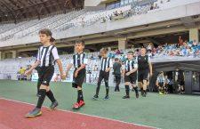 Juventus a ajuns la Cluj. Aproape 100 de copii participă la Juventus Training Camp