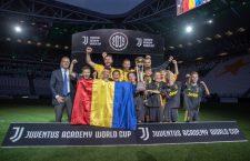 Juventus Academy București aduce la Cluj-Napoca antrenori italieni pentru 90 de copii din toată țara