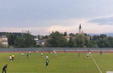 """A doua victorie în Slovenia. """"U"""" a terminat amicalul cu Krka cu patru juniori în teren"""