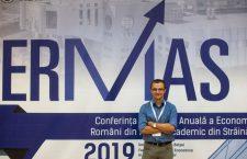 Profesorul româno-american a participat, la Cluj-Napoca, la ERMAS, o conferință a economiștilor români de top care lucrează în străinătate | Foto: Vakarcs Loránd