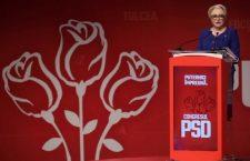 Premierul Viorica Dăncilă a fost desemnată de Congresul PSD candidat la alegerile prezidențiale