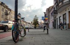 Parcări de biciclete supravegheate video în parkingurile din oraș