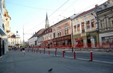 Strada Regele Ferdinand, acum | Foto: Dan Bodea