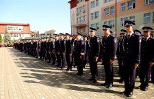 6 pe un loc. Concurență mare la admiterea pentru Școala de Agenți de Poliție din Cluj