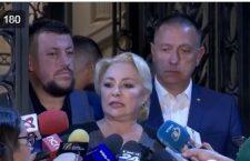 Viorica Dăncilă n-a uitat rezultatele slabe de la europarlamentare. Jurnalistul Liviu Alexa, numit preşedinte interimar al PSD Cluj