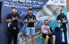 La Cluj, dueluri în aer. Concursul de aeromodelism Liberty Multirotor Racing a ajuns la ediția treia