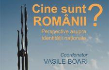 """Lansare de carte, """"Cine sunt românii? Perspective asupra identității naționale"""""""