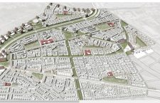 Galerie foto |Viitorul cartier Sopor, un adevărat oraș axat pe calitatea vieții și grija față de mediul înconjurător
