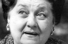 Zi de doliu pentru cinematografia românească, a decedat actrița Tamara Buciuceanu