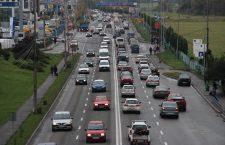Trafic à la Cluj. La orele de vârf, în Florești, 10.000 de mașini pe oră, pe drumuri cu capacitate de 600