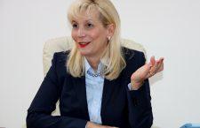 Prof. Anca Buzoianu, prima femeie rector din istoria UMF Cluj-Napoca