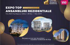 Primul târg dedicat dezvoltatorilor de ansambluri rezidențiale din Cluj-Napoca