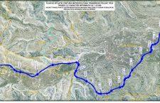 A fost bătut în cuie traseul pentru centura metropolitană de 38 de km a Clujului