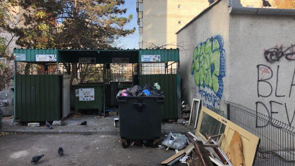 Colectarea selectivă a deșeurilor, o rușine pe obrazul Clujului