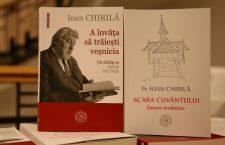 """Reflecții asupra veșniciei. Profesorul Ioan Chirilă: """"Eu cred că universitatea este unitate în adevăr, iar ea trebuie să producă și știință și bunăstare"""""""
