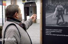 """Trailer în premieră: Documentarul """"Mărturii fotografice de la Revoluție. Cluj-Napoca, Decembrie 1989""""."""