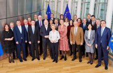 Comisia Europeană, fotografie de grup | Foto: (c) UE