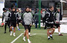 """Re""""U""""nire. """"Șepcile roșii"""" pornesc în noul sezon cu gânduri mari. Adrian Falub: """"Vrem să construim o echipă pentru Liga 1!"""""""