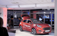 S-a lansat Noul Ford PUMA, primul model hybrid produs în România