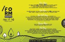 Peste 50 de artiști noi anunțați la /FORM Days – Music and Arts Festival