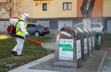 Începe marea dezinfecție. Consilierii locali au aprobat igienizarea celor peste șase mii de blocuri din oraș