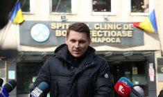 """Prefectul Clujului, după recordul de infectări: """"Ne gândim să creștem capacitatea de terapie intensivă pentru a ne pregăti de ce e mai rău"""""""