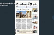 #stamacasa. Puteți răsfoi online ediția tipărită a Transilvania Reporter